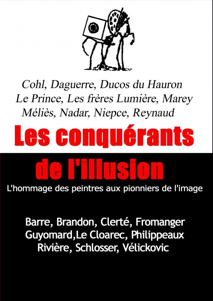 Les Conquérants de l'illusion APACC Montreuil 2010