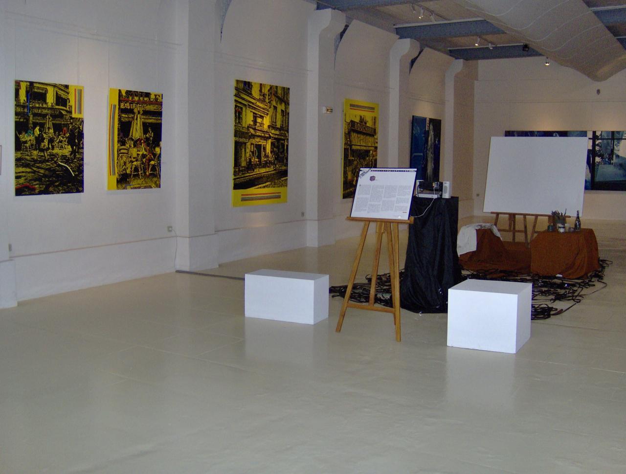 Bandes à part Palais Bénédictine Fécamp 2006