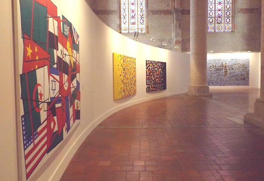 Annoncez la couleur ! Eglise des Jacobins Agen 2016
