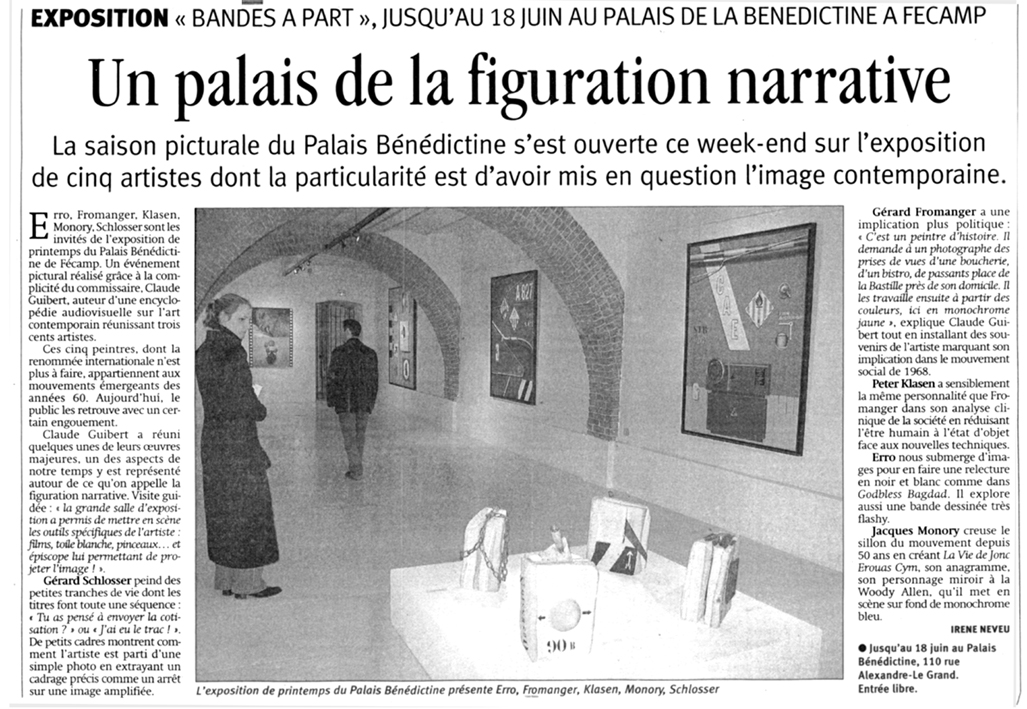 Le Havre presse mars 2006