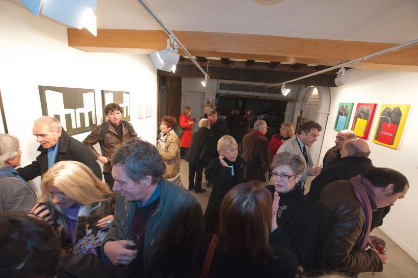 """""""Trompe-l'image"""" Galerie le Garage Orléans 2012"""