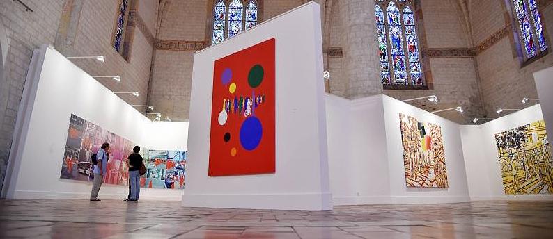 """""""Annoncez la couleur !"""" Eglise des Jacobins Agen 2016"""